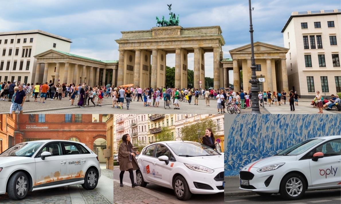 Quellen: S-F/shutterstock.com, stadtmobil, cambio/Andreas Schoelzel, Oply